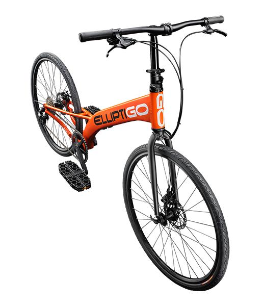 Elliptigo RSUB-Orange fiets